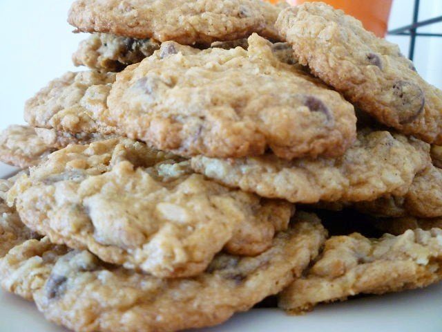 sparklepants ranger cookies revisited
