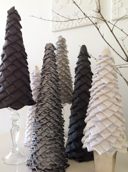 Layered Ribbon Trees