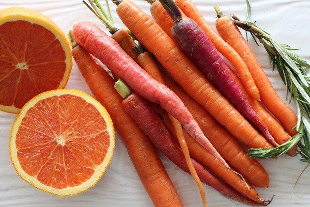 Orange Carrot Rosemary www.sparklelivingblog.com
