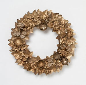 Antique Bloom Wreath - Terrain