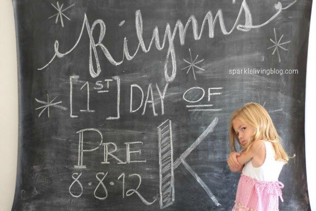 Back To School Photo Ideas at The Real Thing with the Coake Family