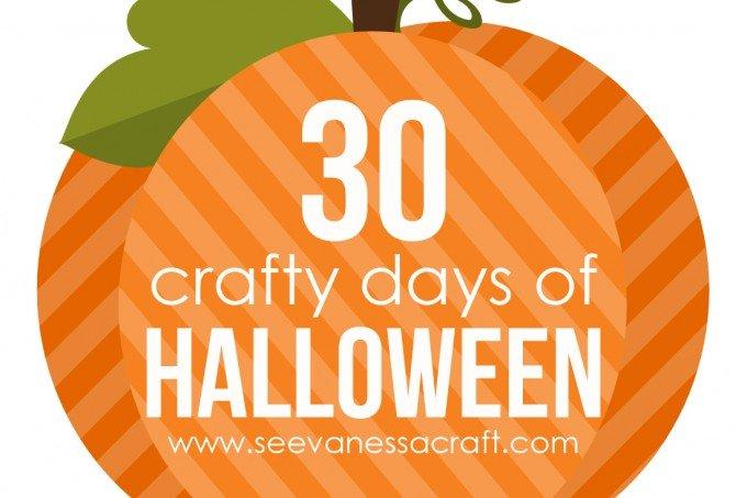 Kicking Off Halloween Season at See Vanessa Craft