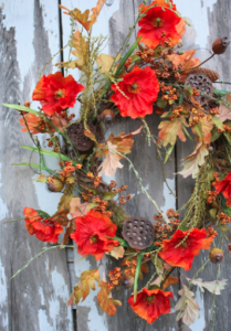 Fall Wreath - Something Sweet Designs