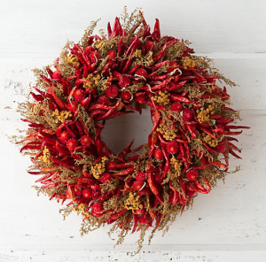 Pepper Patch Wreath  - Terrain