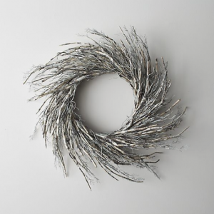 Paper Wreath - Crate and Barrel