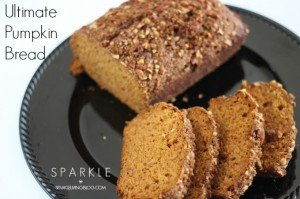 Ultimate Pumpkin Bread