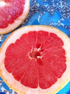 When Life Gives You Grapefruit..Make A Salad!