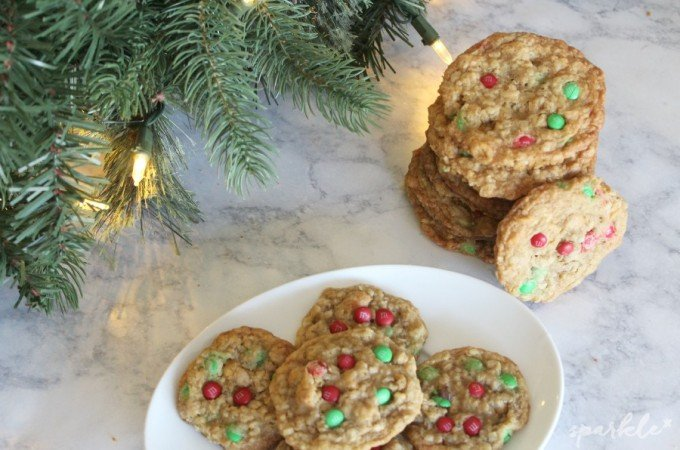 Holiday Ranger Cookies