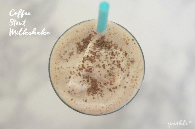 Boozy Buzzy Coffee Stout Milkshake