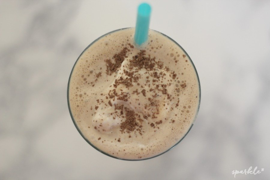 Coffee flavored beer in a milkshake! Here is a recipe for a surprisingly delicious treat!