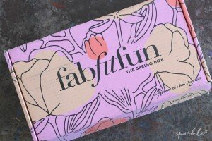 FabFitFun Spring 2016 Box Review