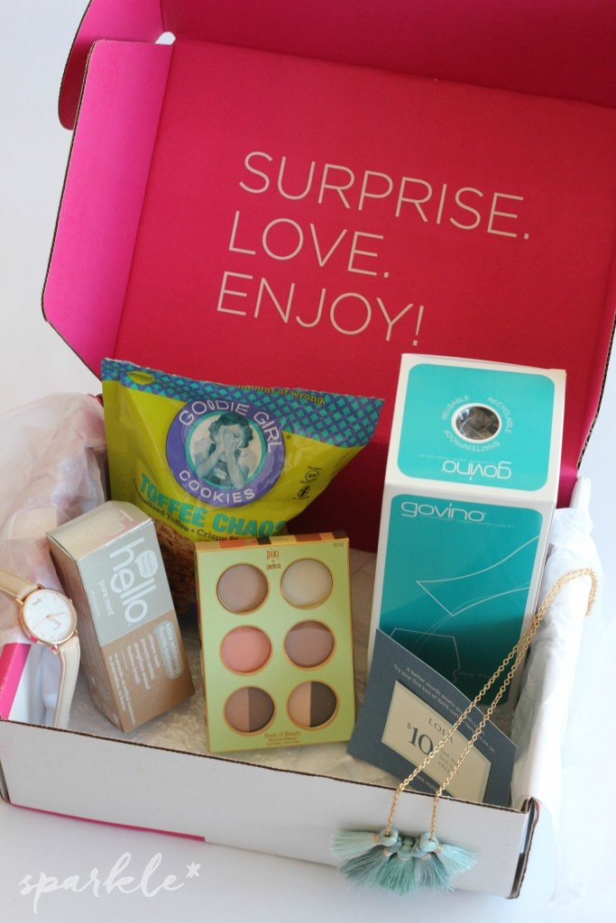 PopSugar Must Have Box March 2016