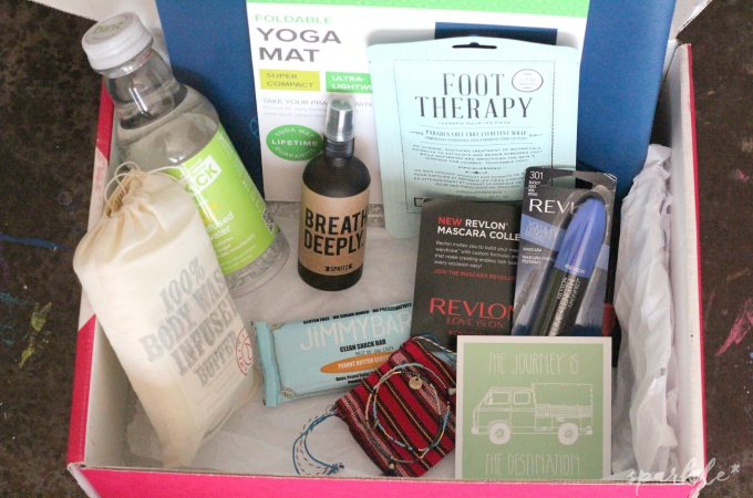 Saturday Swag: PopSugar Must Have May 2016 Box Review