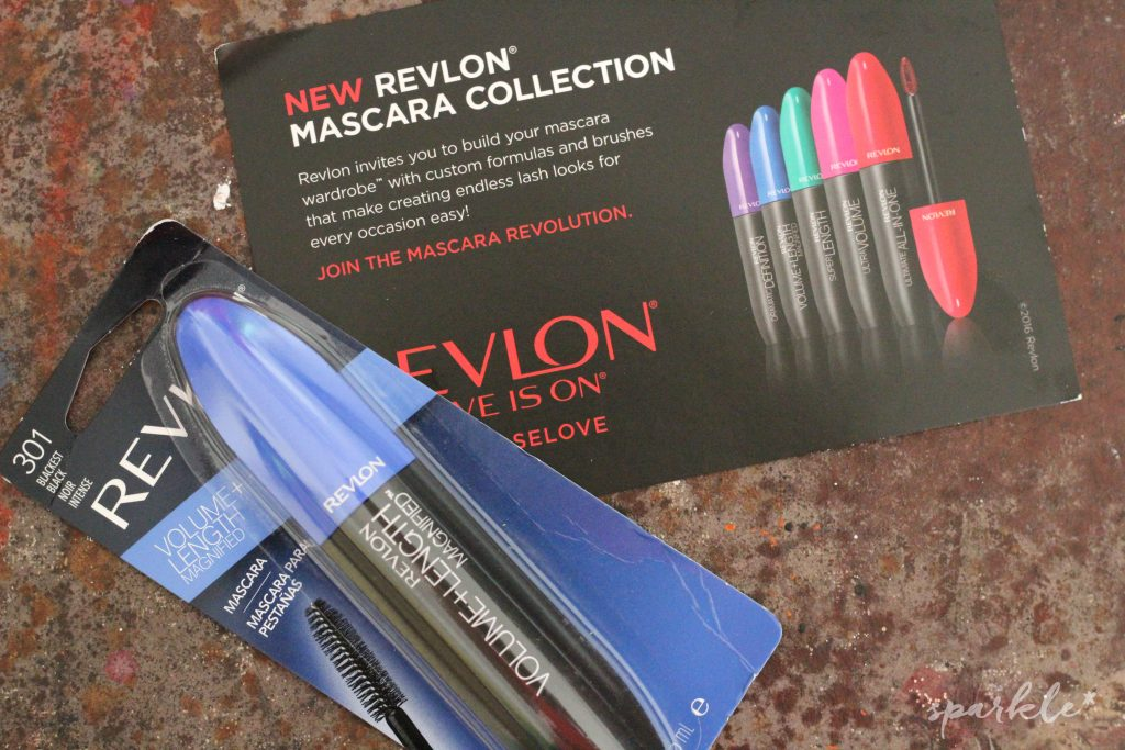 May 2016 PopSugar Must Have Box Review. Such fun products like this Revlon mascara!