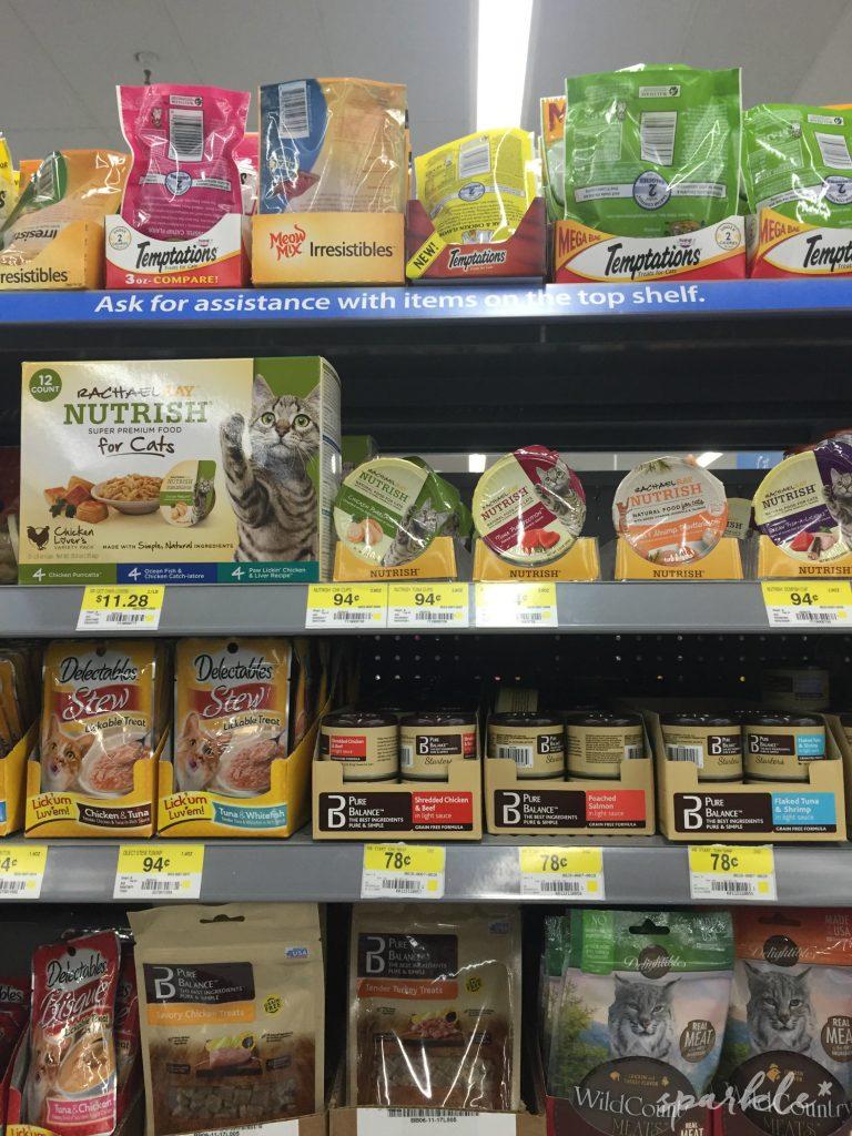 Rachael Ray Nutrish Grain Free Wet Cat Food
