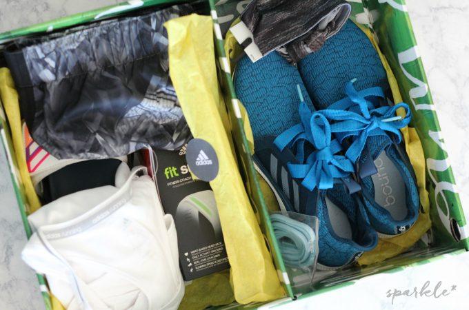Saturday Swag ~ Adidas Avenue A Summer 16 Box