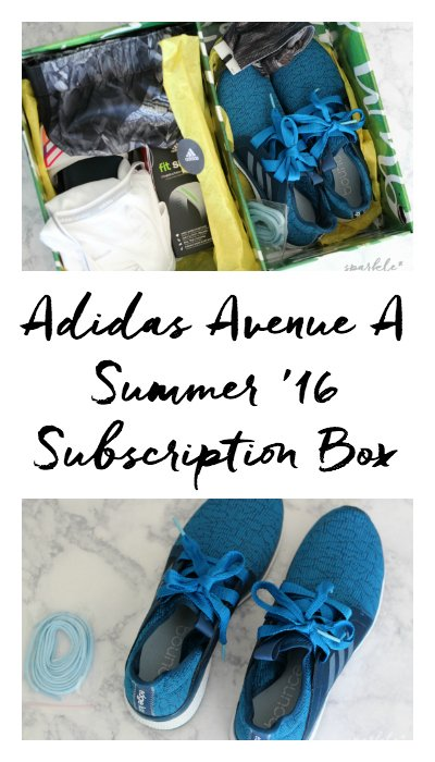 Adidas Avenue A Summer 2016 subscription box review. I can't get enough of these awesome workout clothes!