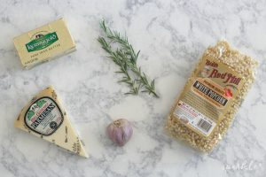 Rosemary Garlic Parmesan Popcorn - definitely the best thing to happen to popcorn since butter!