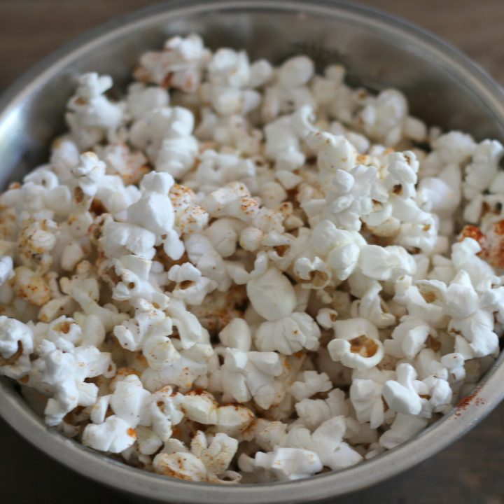 Smoky Chipotle Popcorn