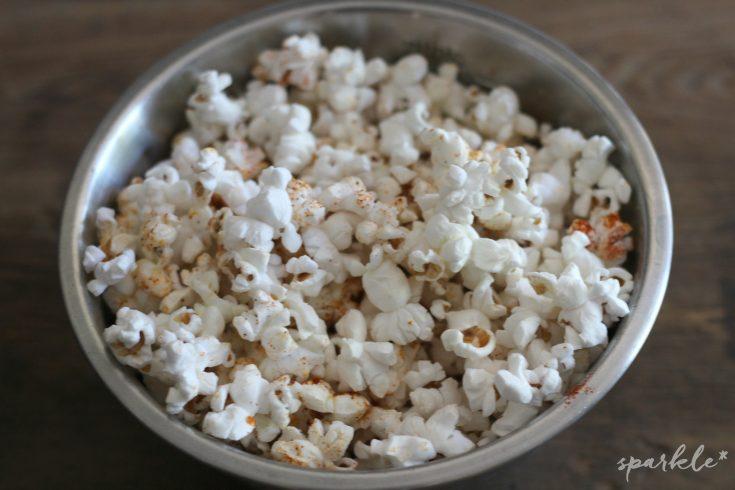 Smoky Chipotle Popcorn