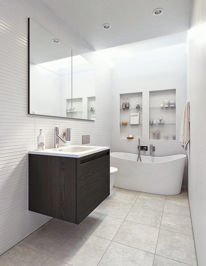 6 Tips For Making a Comfortable Bathroom for Houseguests for the Holidays