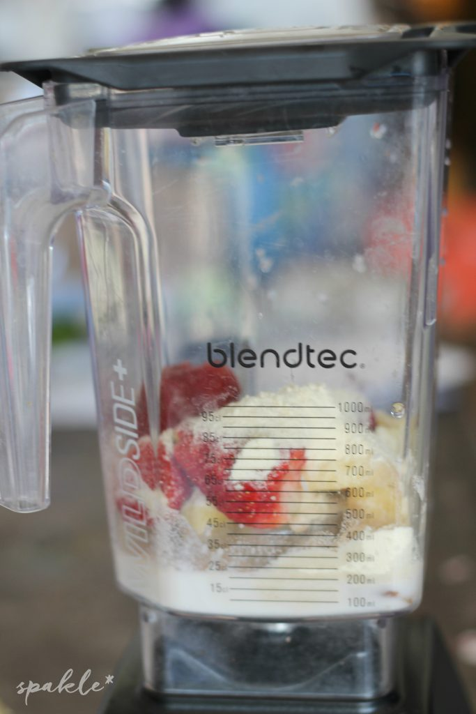 Start your day out with a tropical twist with the strawberry pina colada protein shake recipe. It tastes just like the real thing, packed with protein and fresh fruits.