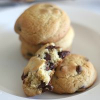 36 Hour Chocolate Chip Cookies