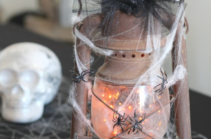 Two Easy Last Minute Halloween Crafts