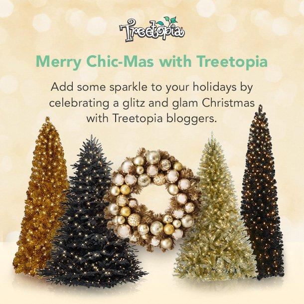 Treetopia's Merry Chic-mas