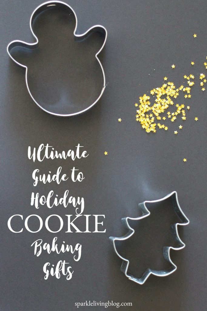 Ultimate guide to holiday cookie baking gifts! Find something perfect for the cookie baker in your life!