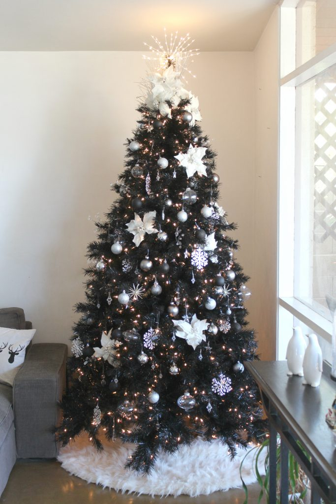 NYE Black tree