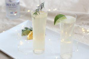 Grey Goose Le Grand Fizz Cocktails