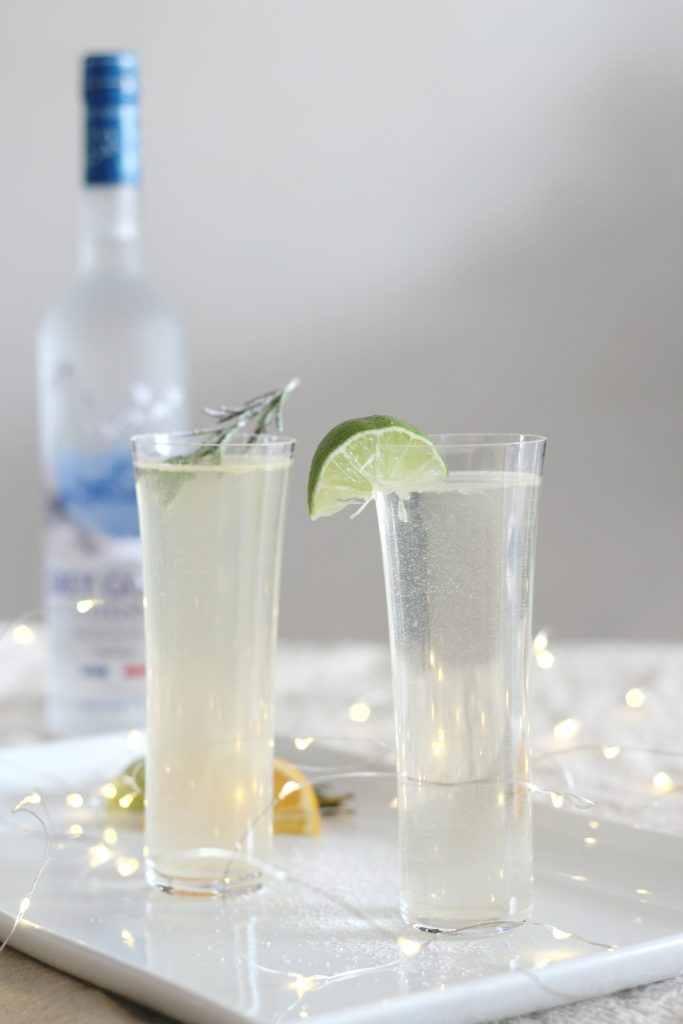 Grey Goose Le Grand Fizz Cocktails