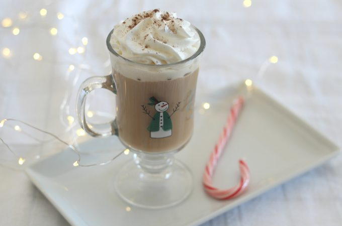 The Naughty Belgian Cookie Coffee Cocktail