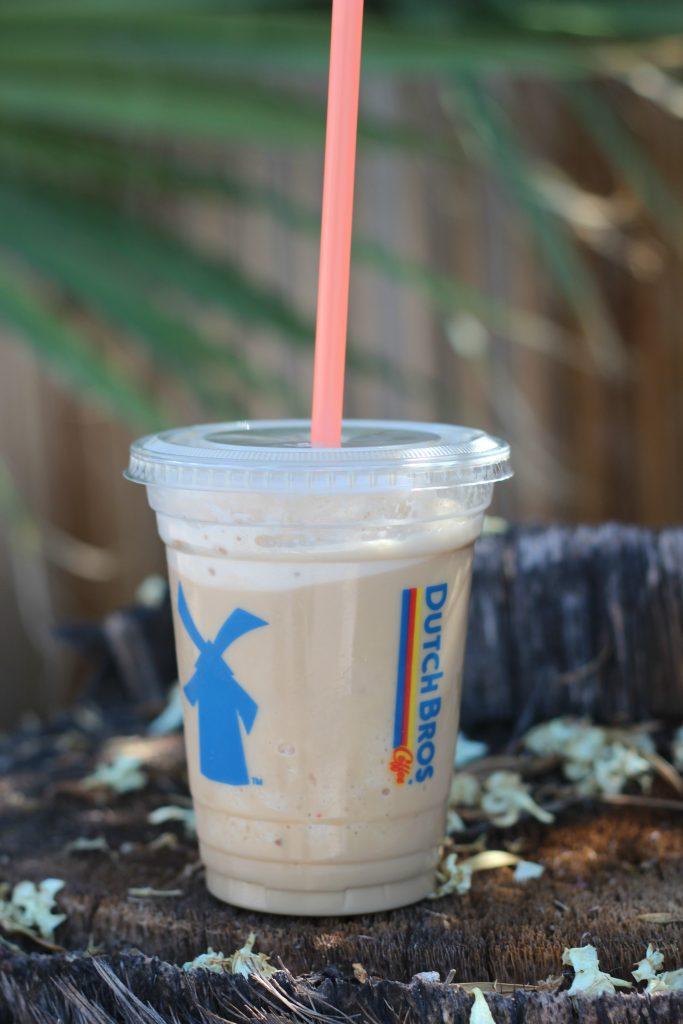 Did you know that Dutch Bros Coffee uses Torani syrups? That's why they taste amazing! #ShowYourRow @torani #ad