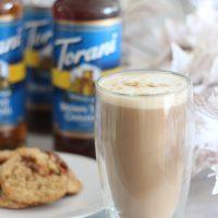 Oatmeal Cookie Latte