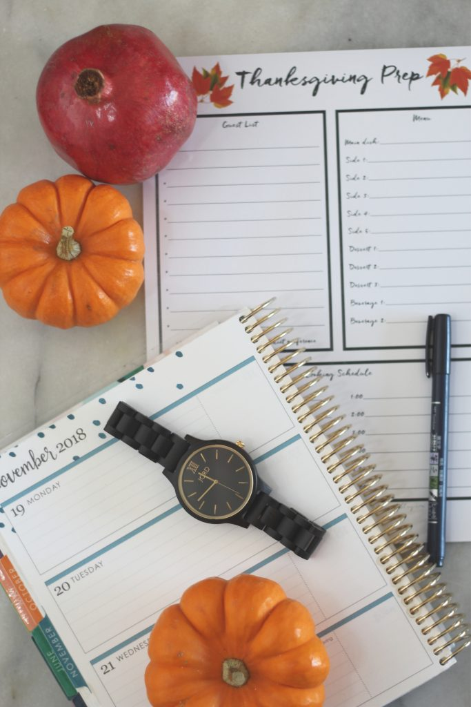 jord watch thanksgiving