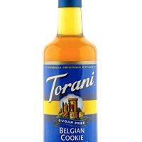 Torani Sugar Free Belgian Cookie SyrupEXCLUSIVE