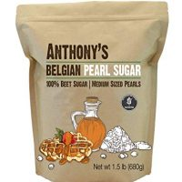 Anthony's Belgian Pearl Sugar