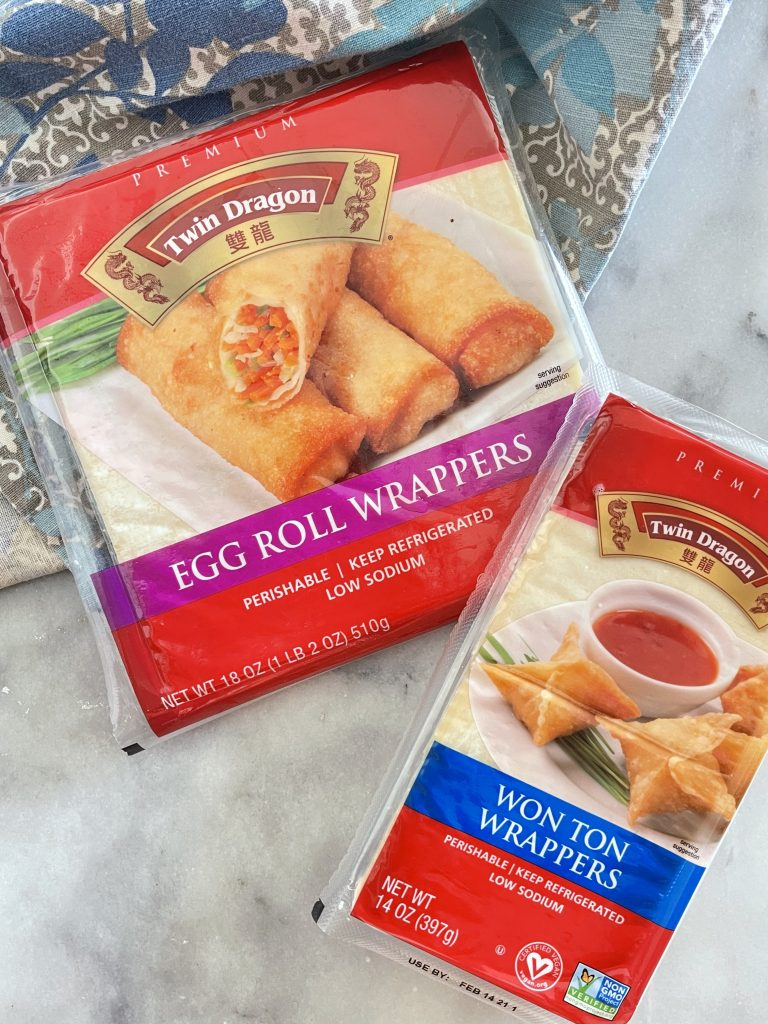 Twin Dragon Egg Roll and Won Ton Wrappers